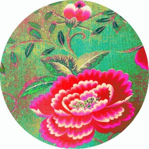 Dinner Plate Set - Chinese Peony