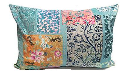 Rectangle Velvet Cushion Venezia
