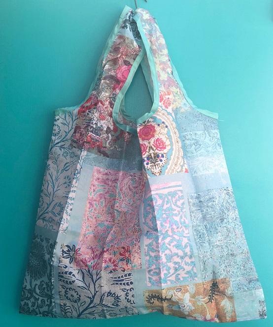 Fold Up shopping bag Venezia