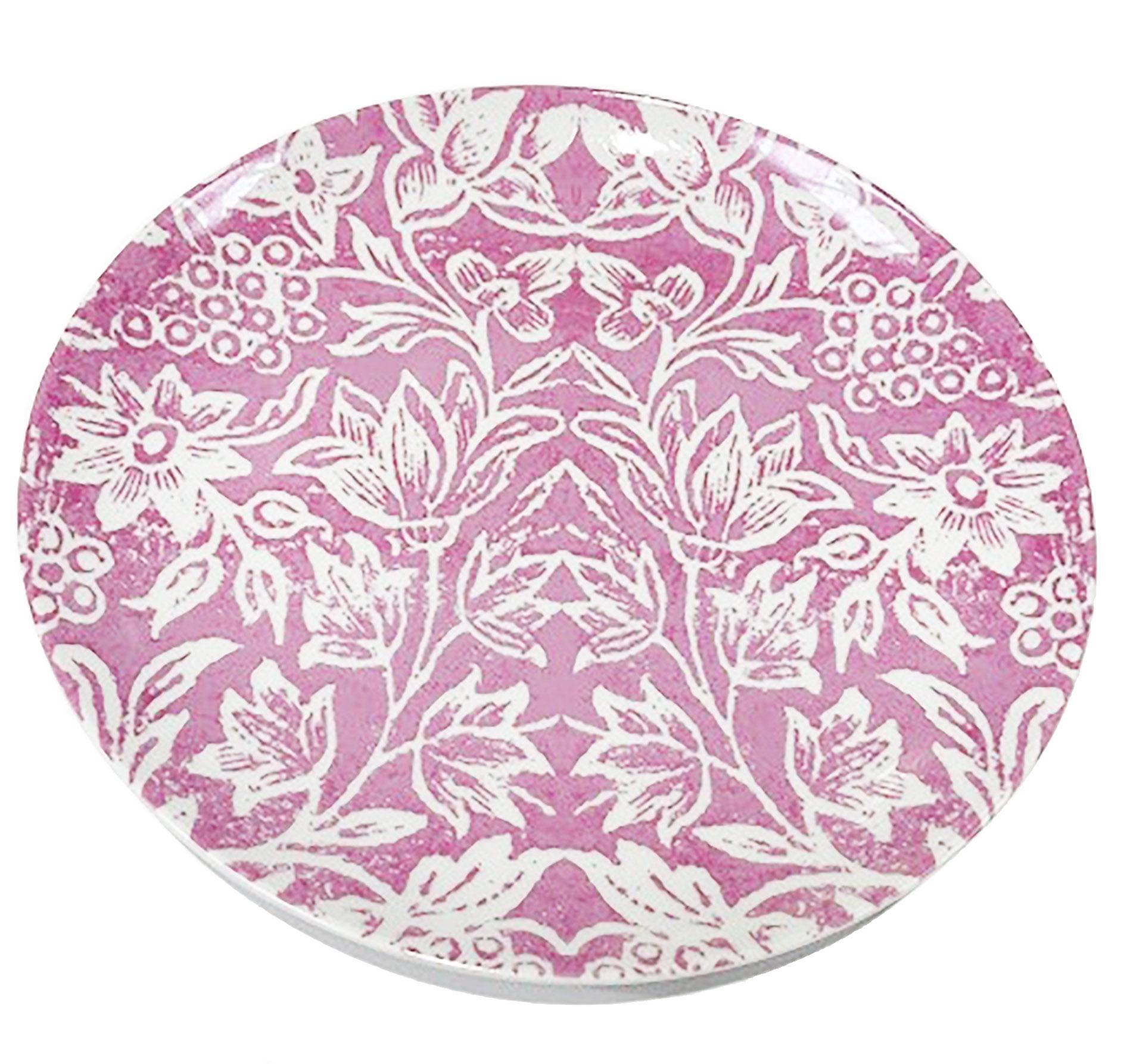 Dinner Plate Set Pink