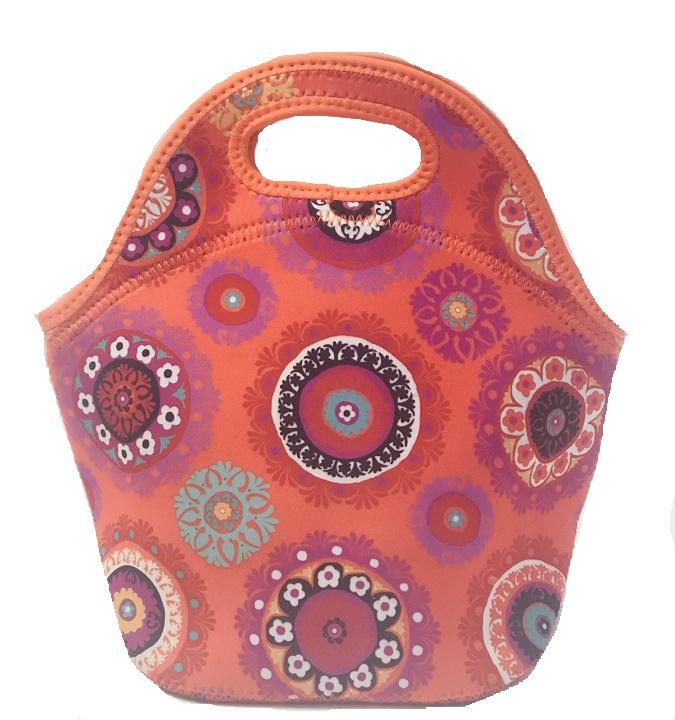Suzani Neoprene Lunch Bag