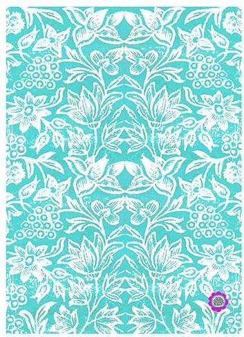 Cotton Tea Towels Spice Island Turquoise