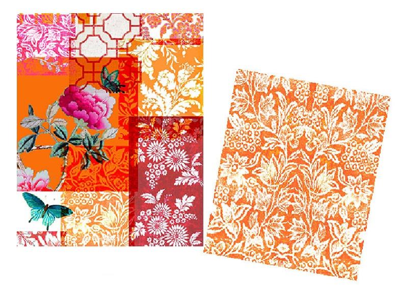 Drawstring Bags In Gazebo Orange