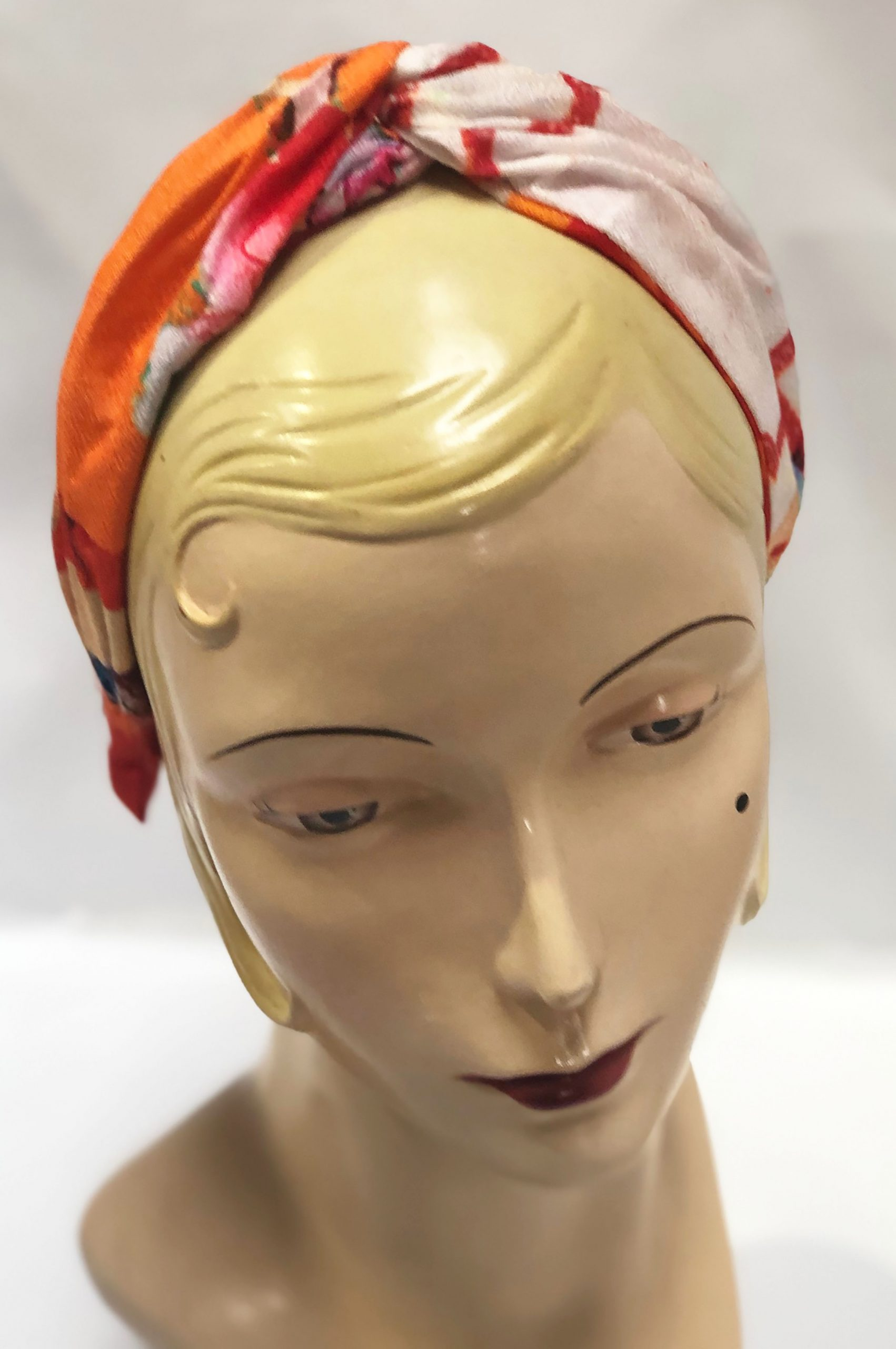 Modal Head Band Orange